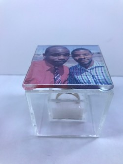 Engagement Ring Box